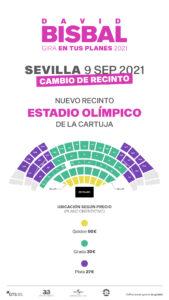 Cambio de recinto a Estadio Olímpico La Cartuja